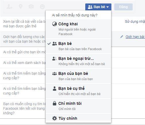 cai-dat-quyen-rieng-tu-facebook-tuy-chon